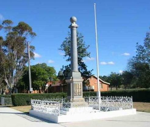 Boggabri War Memorial