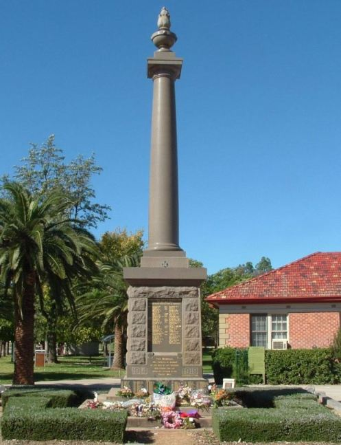 Muswellbrook War Memorial