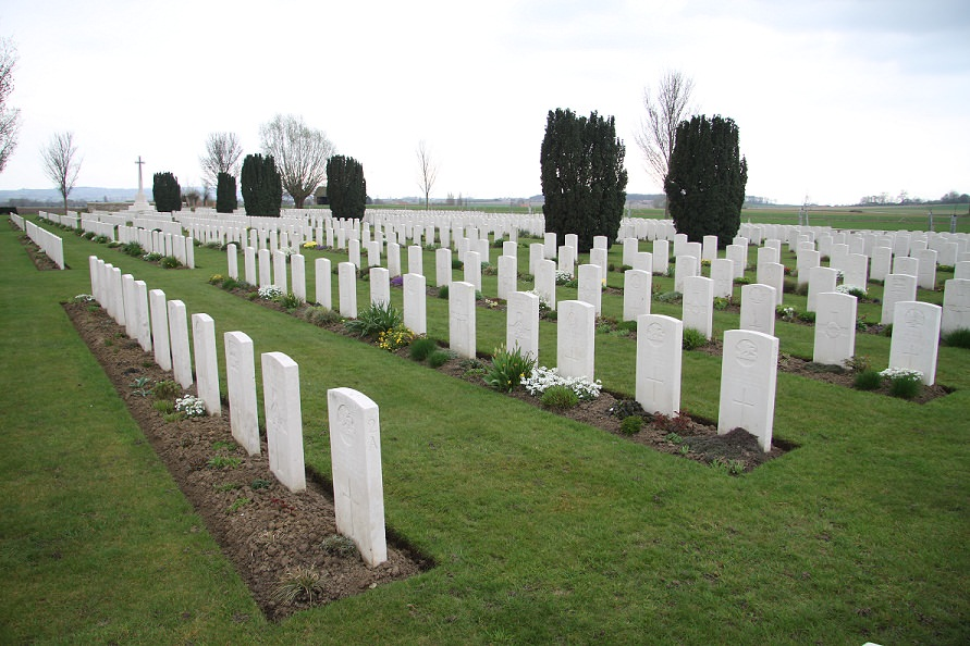 Nine Elms British Cemetery