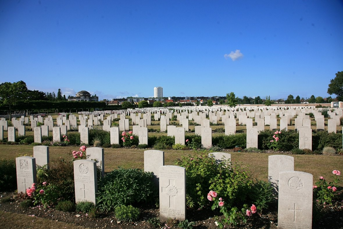 St Sever Extension War Cemetery