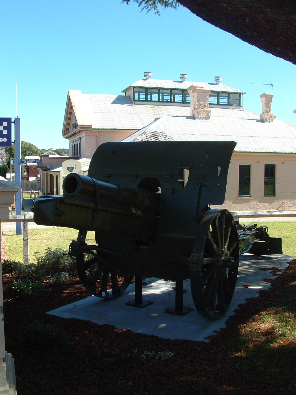 Tenterfield War Memorial