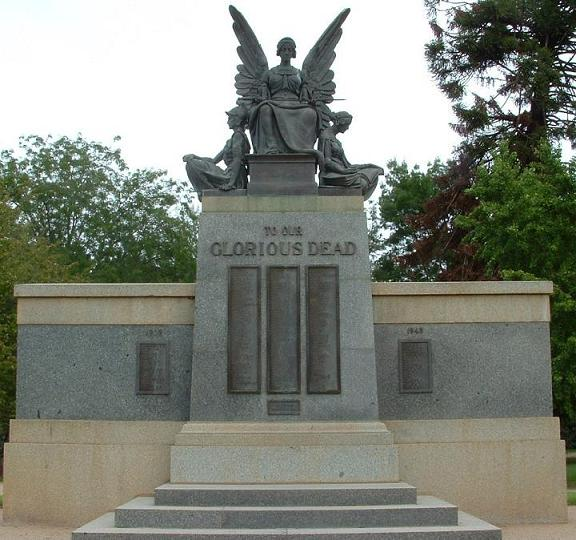 Wellington War Memorial