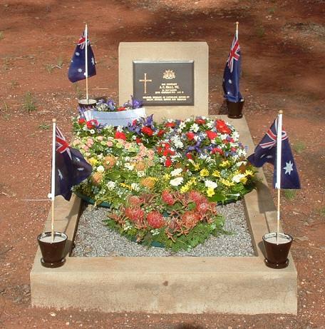 Grave of Arthur Charles Hall VC