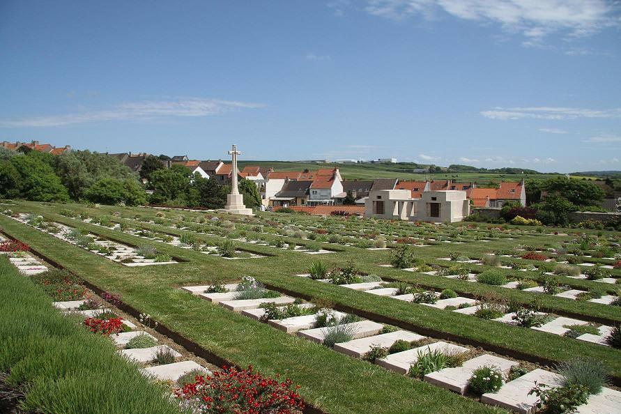 Wimereux Communal Cemetery, France