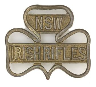 NSW Irish Rifles (1896-1912)