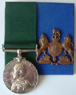 Colonial Auxillary Medal