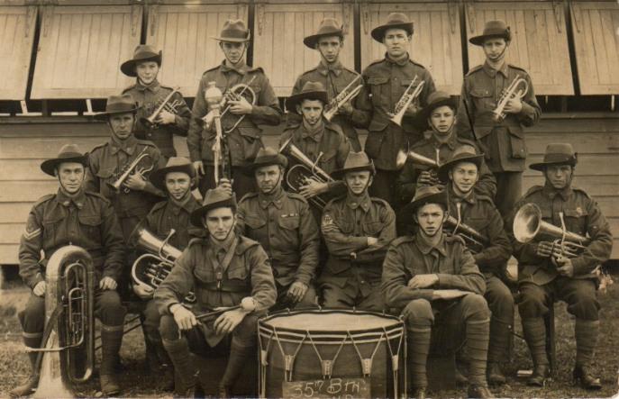 35th Battalion Band, post World War 1