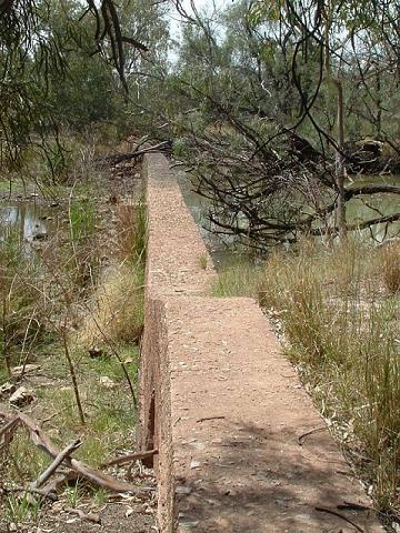 Weir on  the Bogan River