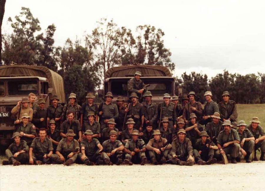 7th Field Regiment Singleton N.S.W.