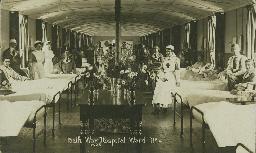 Bath War Hospital