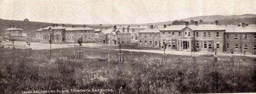 Tidworth Barracks