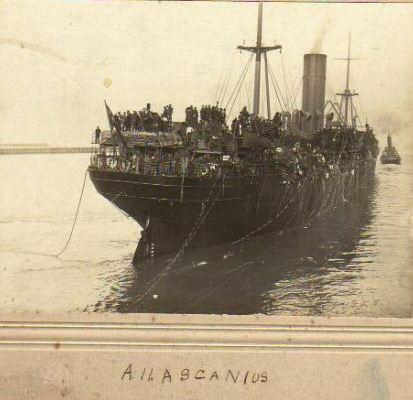 HMAT Ascanius