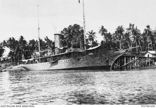 HMAS Una