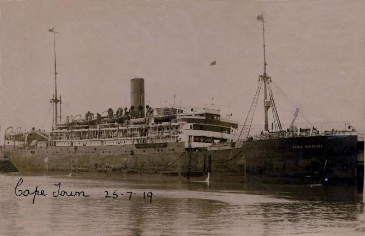 HMAT Prinz Hubertus