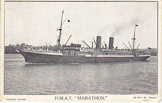 HMAT A74 Marathon
