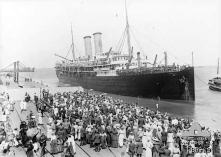 HMAT RMS Osterley