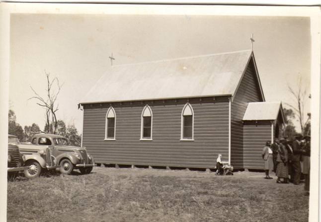 Church Construction and Dedication