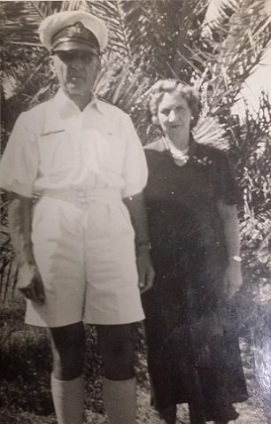Edward and Elleanor Turnbull 1950's
